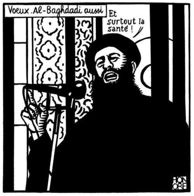 Vœux © Honoré
