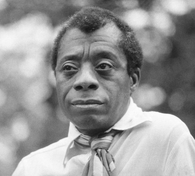 James Baldwin photographed by Allan Warren © Allan Warren