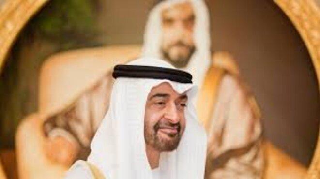 Mohamed Bin Zayed. Prince héritier et ministre de la défense des EAU