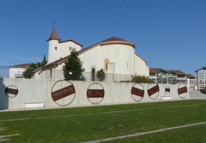 Place Alexandre Viro à Tarnos