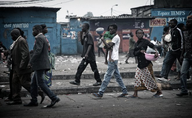 Kinshasa © Christophe Rigaud - Afrikarabia