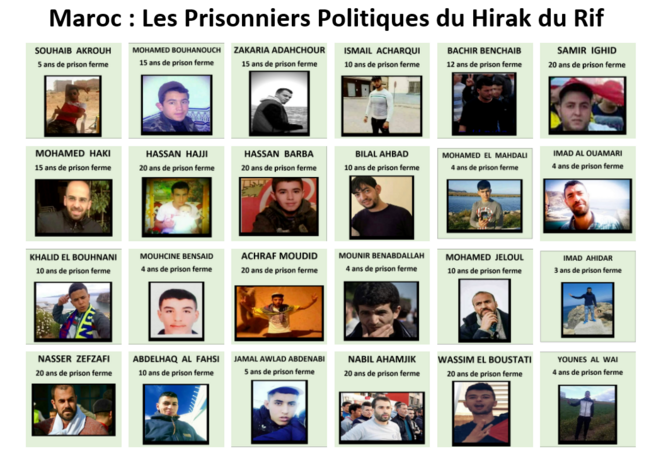 collga-les-24-prisonniers-politiques-hirak-rif