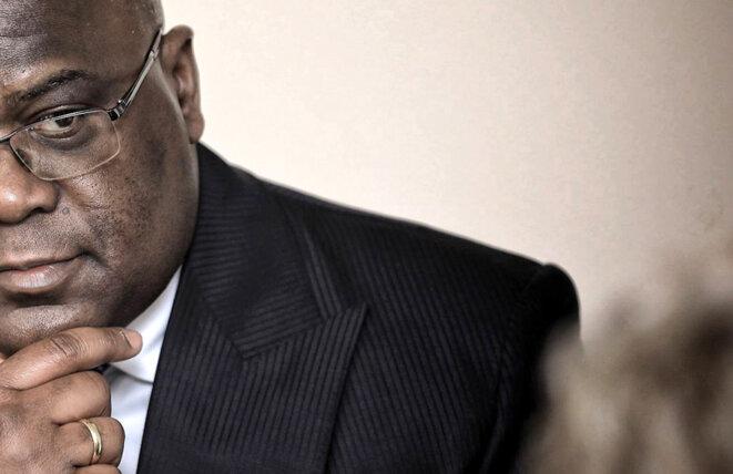 Félix Tshisekedi en octobre 2020 © Présidence RDC