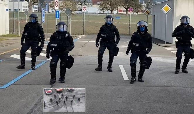 © police de Zoug