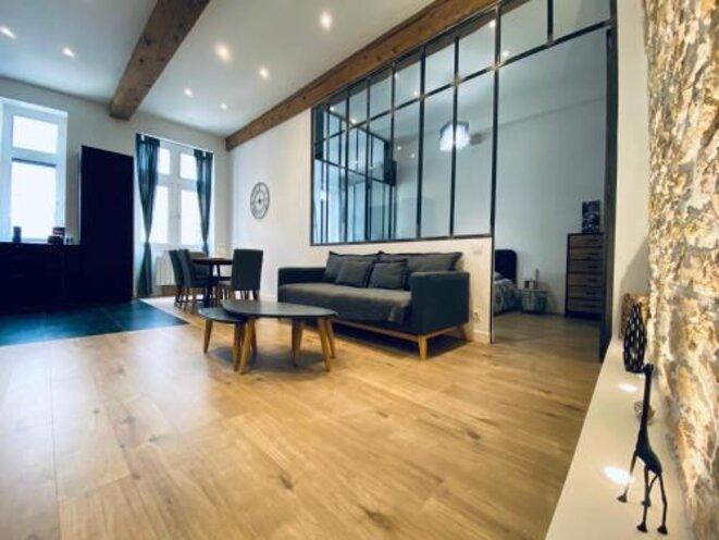 Appartement dans lequel s'est tenue la réunion du 19 décembre. © DR