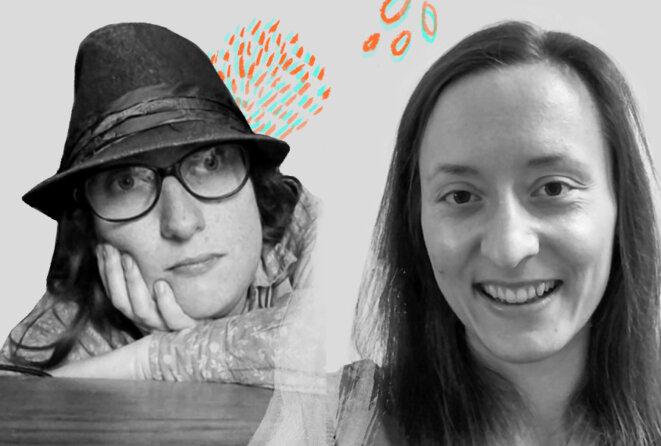 Portrait de Robyn Steward et Dorota Chapko - Un effort d'inclusion : Robyn Steward et Dorota Chapko collaborent avec des personnes autistes ou souffrant d'un handicap intellectuel pour tenter de comprendre les attitudes à l'égard du handicap. © Photographies de Jessica Chou