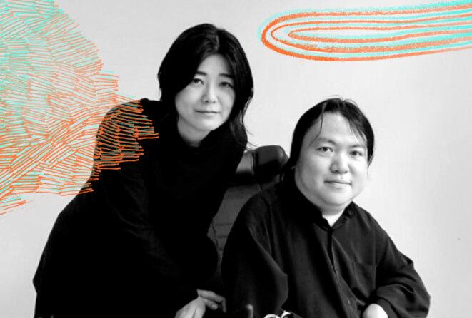 Portrait de Shin-ichiro Kumagaya et Satsuki Ayaya - Paire de pionniers : Shin-ichiro Kumagaya a encouragé Satsuki Ayaya à réfléchir sur ses propres expériences comme moyen d'étudier l'autisme. © Photographies de Jessica Chou