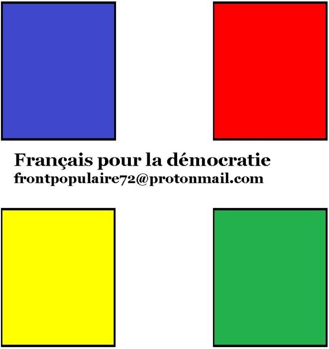 La démocratie c'est la souveraineté d'un peuple libre.