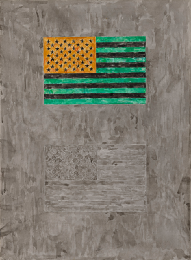 JASPER JOHNS, 2018 © VAGA AT ARTISTS RIGHTS SOCIETY (ARS), NY
