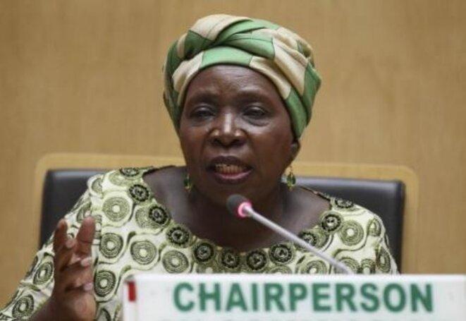 © Nkosazana Dlamini-Zuma, ancienne présidente de l'Union africaine