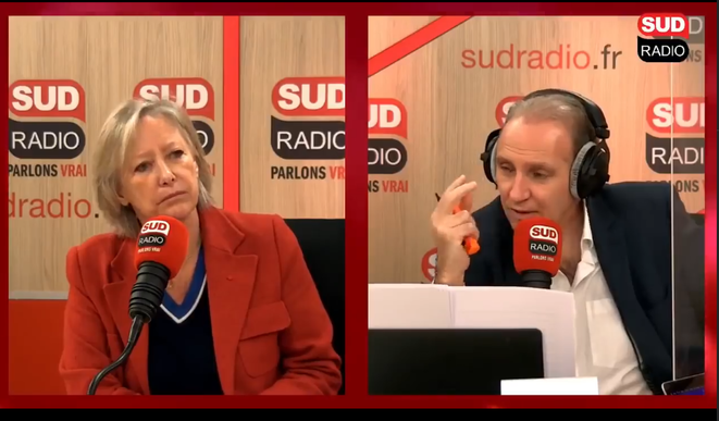 Vidéo SudRadio 18/01/2021