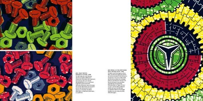 © Wax & Co. Anthologie des tissus imprimés. Anne Grosfilley