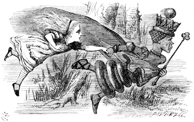 illustration de John Tenniel