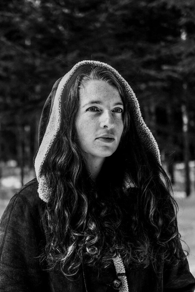 Gabrielle Filteau-Chiba, autrice.
