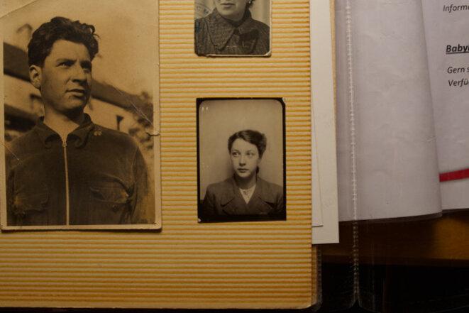 Jean-Pierre et Colette pendant la guerre © Image du film