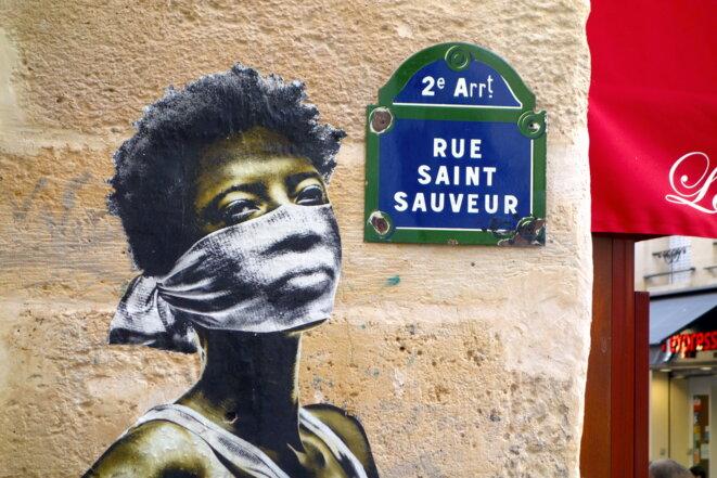Rue saint-sauveur © Pol
