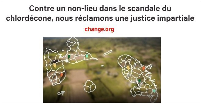 Pétition Change.org