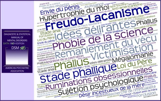 Freudo-lacanisme au DSM 6