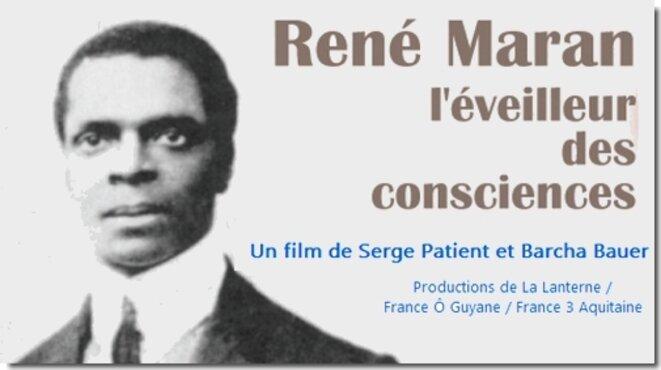 René Maran (1887 - 1960). Documentaire de Serge Patient et Basha Bauer.