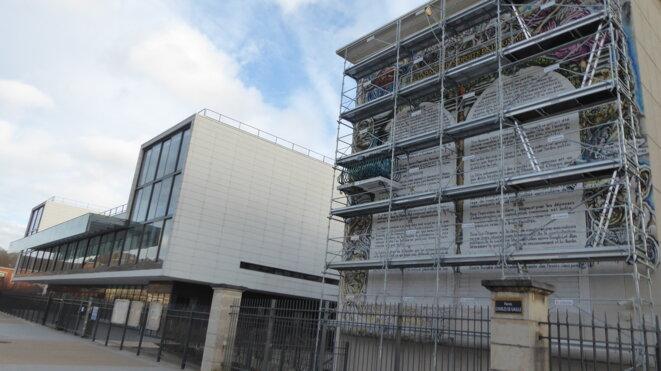 Collège de Sèvres © MD