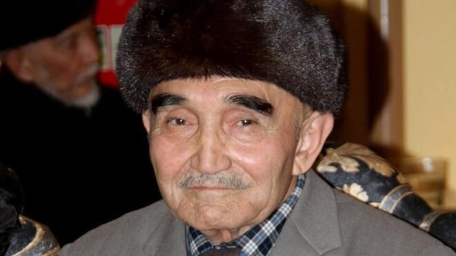 Haji Mirzahid Kerimi sur une photo non datée.