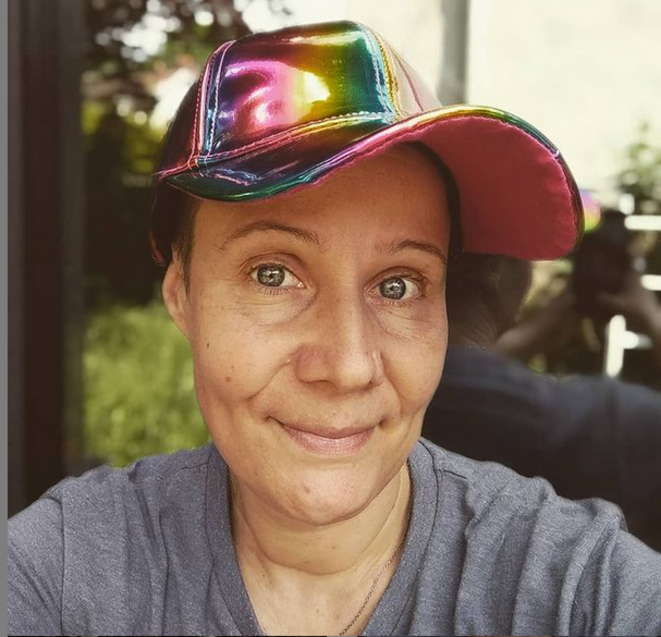 Got my Marty McFly's cap today !! Love Back to the future trilogy so much ! © Luna TMG Instagram