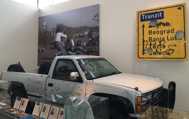 Musée du journalisme, Washington [Ph. YF]