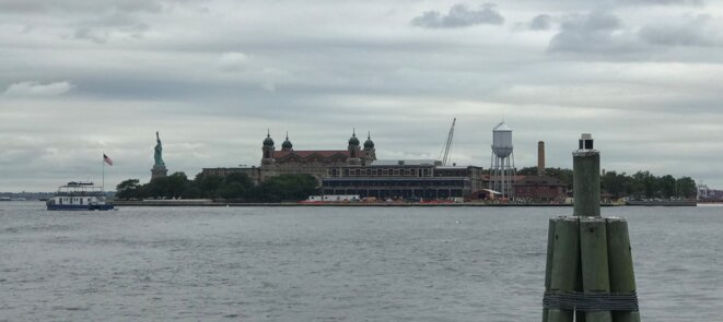 Ellis Island [Photo YF]