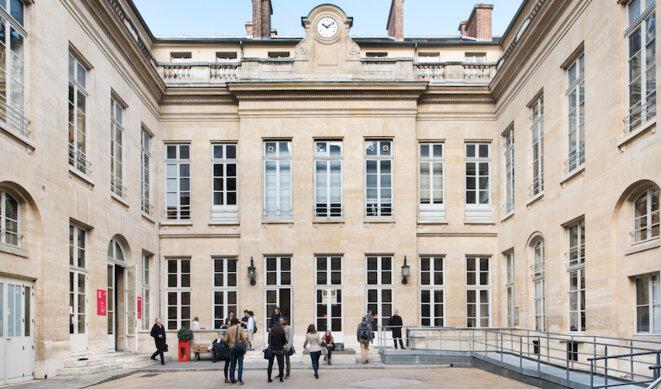 Sciences Po à Paris © Pierre-Alain Reynaud