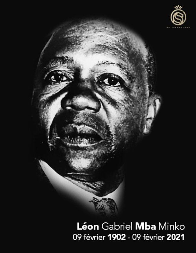 Gabon-Président Léon Gabriel Mba Minko © 2021 D.R./DBNEWS