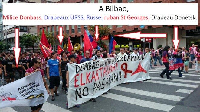 Bilbao manifestation © Pierre HAFFNER