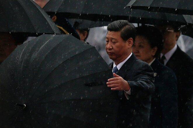 Les analystes affirment que la politique contre les Ouïghours découle directement du président Xi Jinping