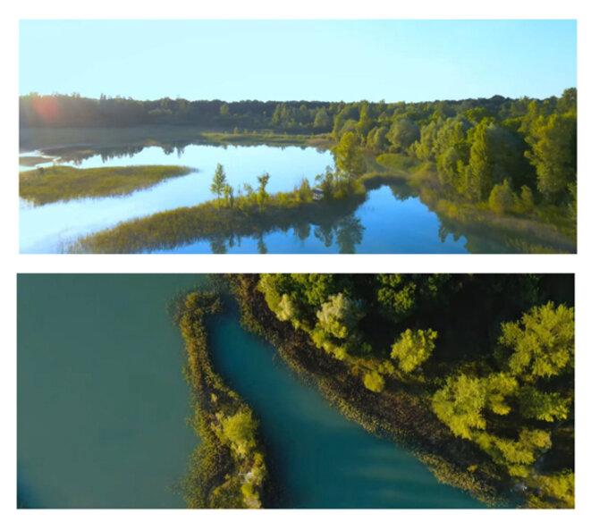Le site de La Brousse-Marteau qui doit accueillir le parc ImagiLand