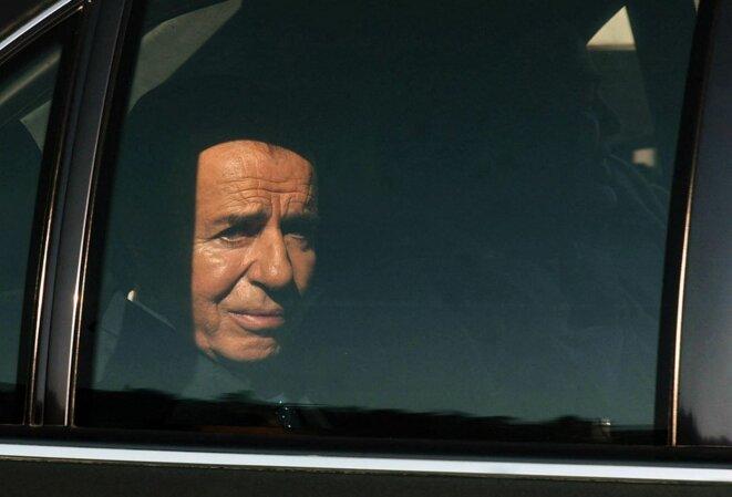 Carlos Menem en septembre 2004 © Victor Rojas / AFP.
