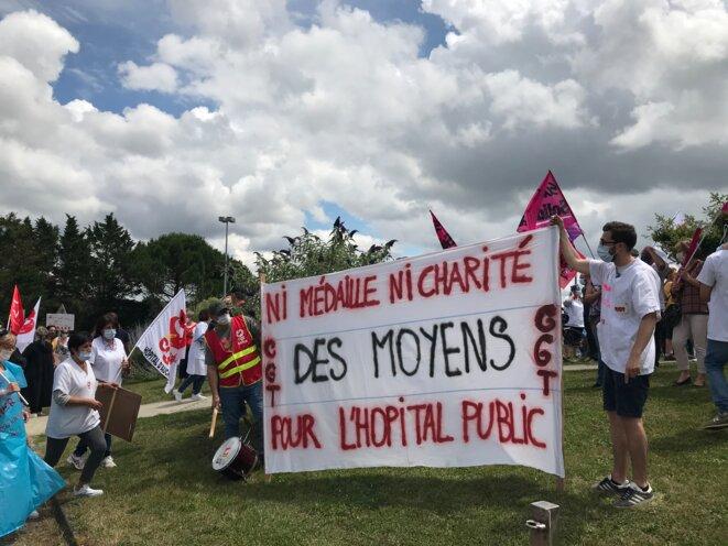 Manifestation du 16 juin 2020 [Ph. YF]