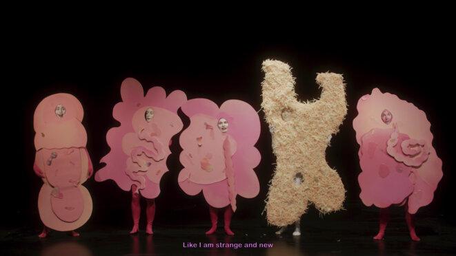 Louise Siffert, Gut Feelings, 2020, film, 25'. © Courtesy de l'artiste et du BBB centre d'art.