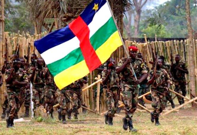 armee-centrafricaine