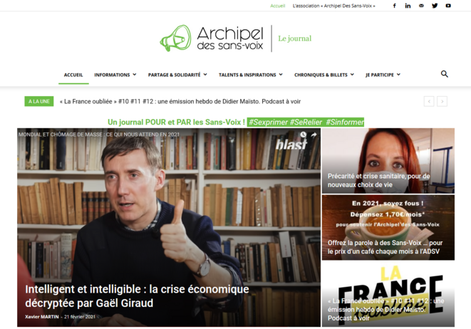 page-acceuil-adsv-fr-gael-giraud