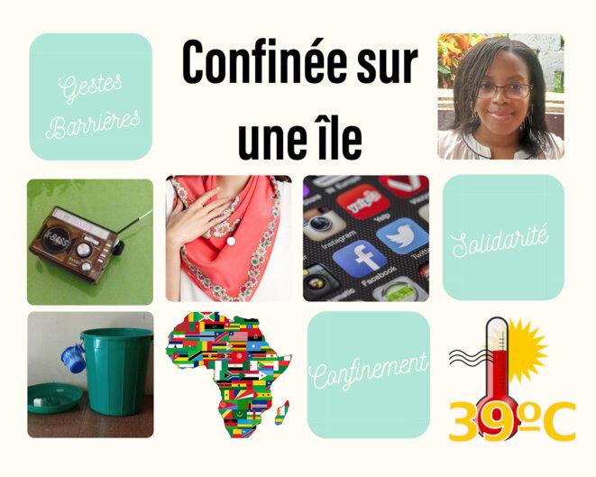 Illustration Comores Pandémie © MMeril