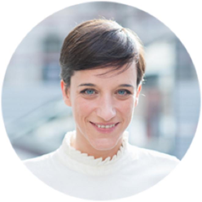 Isabelle Gattiker, directrice générale des programmes