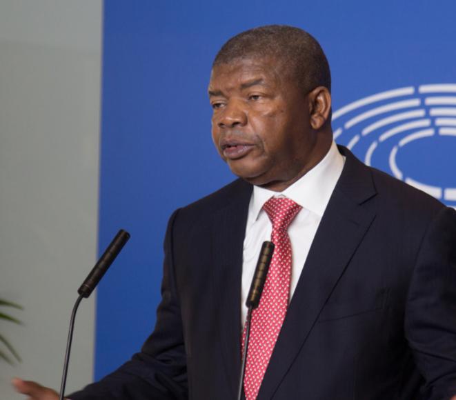 Le Président de l'Angola @Wikimedia