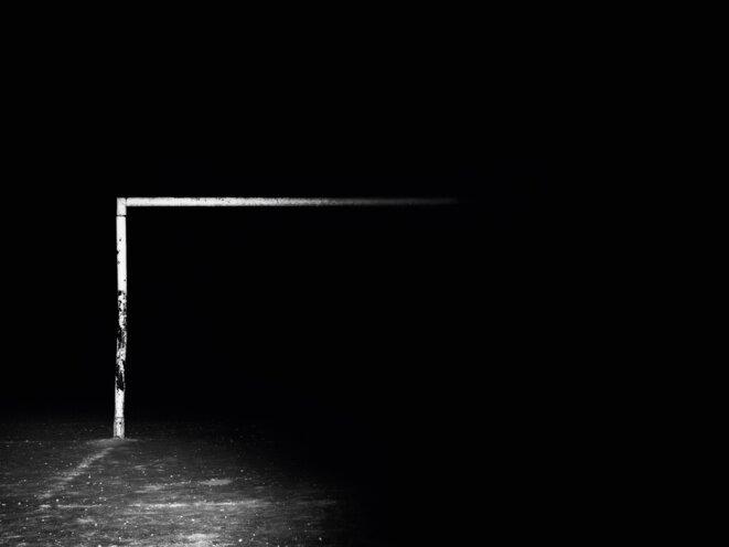 Karim Kal, La Cage, 2014 © Karim Kal