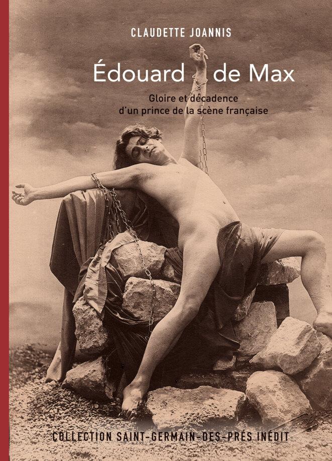 Couverture du livre, De Max dans © dr