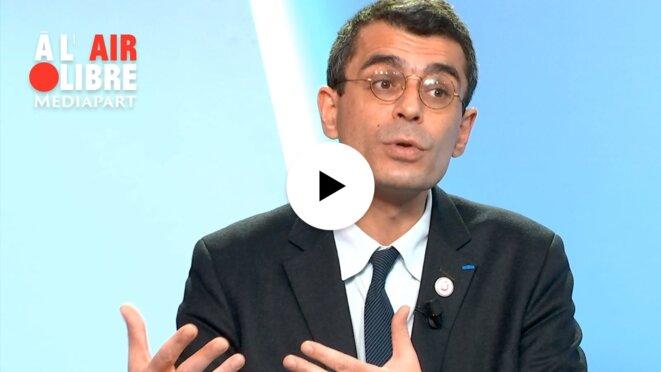 Édouard Durand, magistrat et co-président de la Commission Inceste