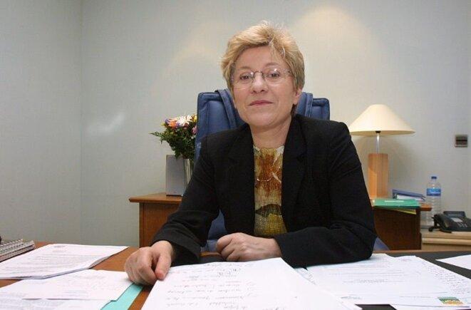 Paulette Guinchard