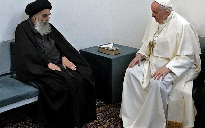 tous droits réservés à l'AFP et au Vatican.