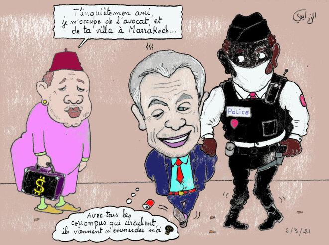 Sarkozy & M6