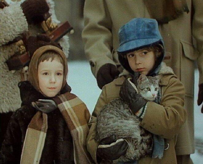 """Le Prince des chats"" (Kocicí princ) un film d'Ota Koval © Artus Films"