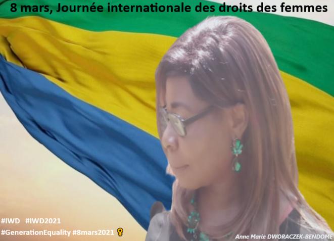 8 mars, Journée internationale des droits des femmes -les disparités persistent/Anne Marie DWORACZEK-BENDOME @DBNEWS 2021