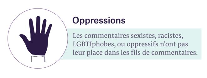 oppressions